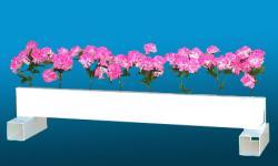 10' Flower Filler Horse Jumps